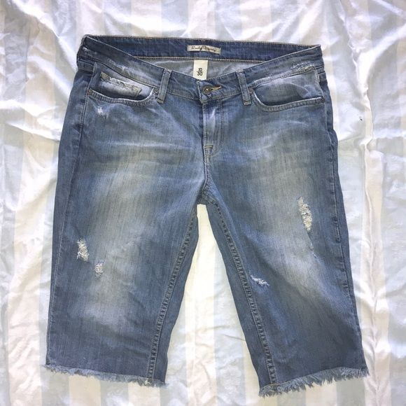 Lucky Brand Pants - Lucky Brand Zoe Bermuda Shorts